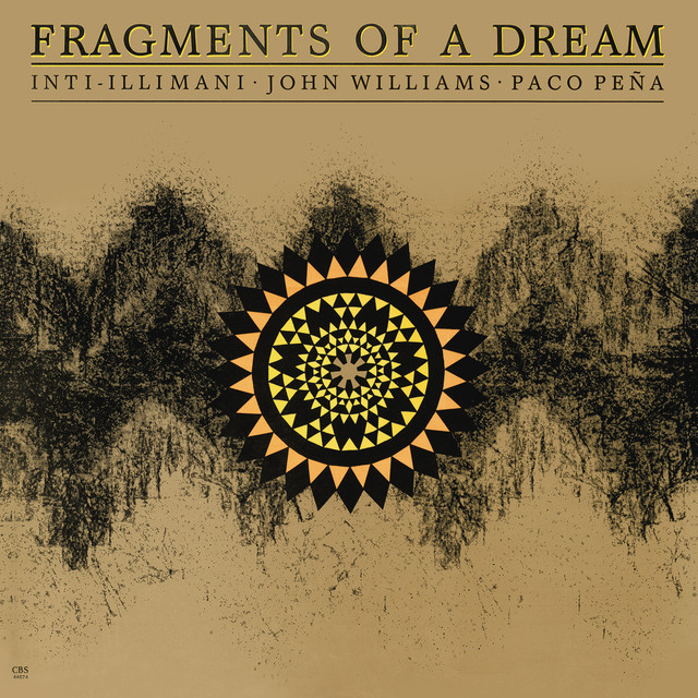 Fragments of a Dream Albumcover