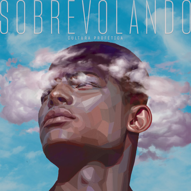 Album cover for Sobrevolando by Cultura Profética