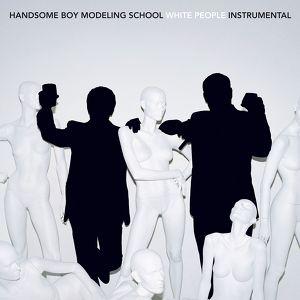 White People (Instrumental Version) Albumcover