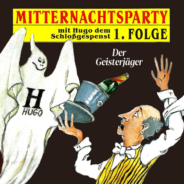 Mitternachtsparty Cover