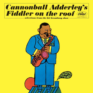 Fiddler on the Roof album