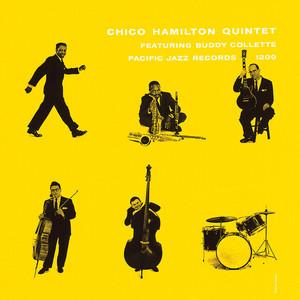 The Chico Hamilton Quintet, Buddy Collette, Jim Hall My Funny Valentine cover