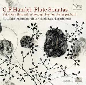 Handel: Flute Sonatas Albümü
