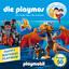 Folge 50: Die heiße Spur der Drachen (Das Original Playmobil Hörspiel) Cover