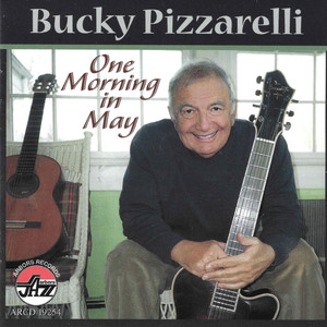 Bucky Pizzarelli Someone to Watch Over Me cover