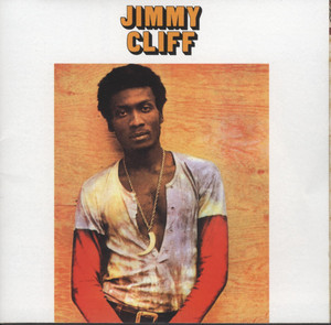 Jimmy Cliff My World Is Blue cover