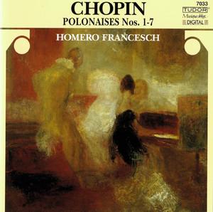 Chopin: Polonaises Nos. 1-7 Albümü