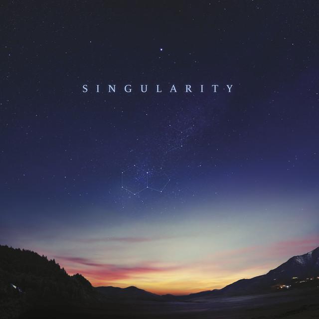 Skivomslag för Jon Hopkins: Singularity
