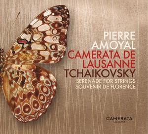 Tchaikovsky: Serenade for Strings & Souvenir de Florence Albumcover