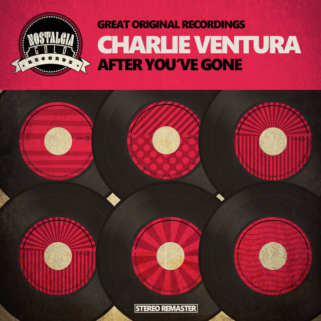 Charlie Ventura After You've Gone album cover
