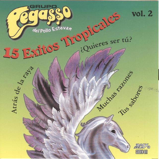 15 Exitos Tropicales, Vol. 2