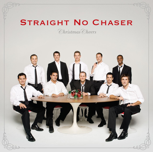 Straight No Chaser Christmas Cheers album cover