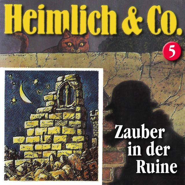 Folge 05: Zauber in der Ruine Cover