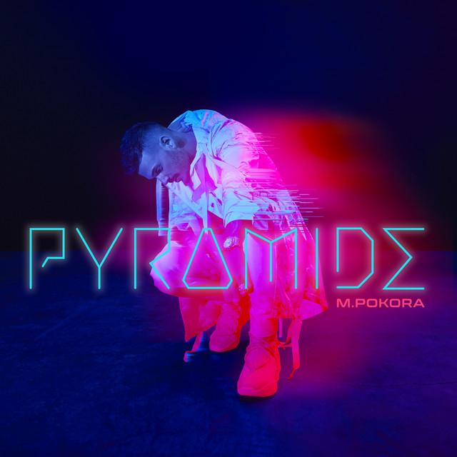 Album cover for PYRAMIDE by M. Pokora