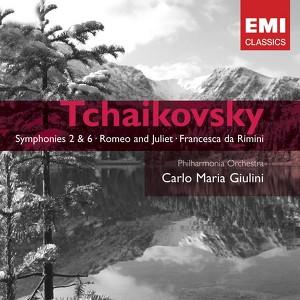 Tchaikovsky: Symphonies Nos.2 & 6; Romeo & Juliet, Francesca da Rimini Albumcover