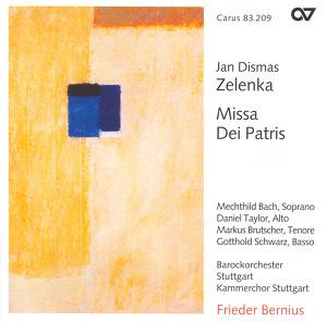 Zelenka: Missa Dei Patris Albumcover