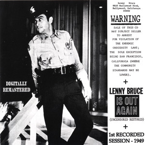 Warning / Lenny Bruce Is Out Again album