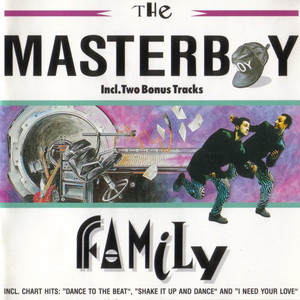 The Masterboy Family album