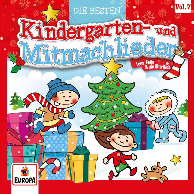 Die besten Kindergarten- und Mitmachlieder, Vol. 7: Weihnachten
