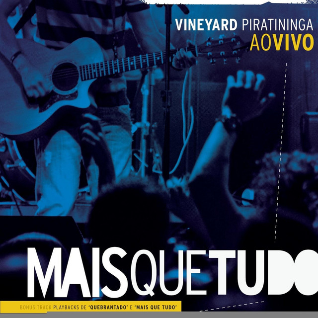 cd vineyard ao vivo