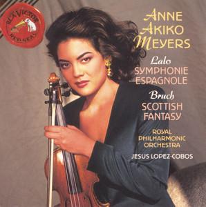 Lalo: Symphonie Espagnole / Bruch: Scottish Fantasy album