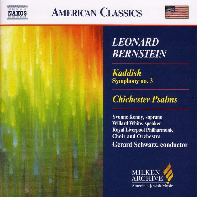 Bernstein: Symphony No. 3, 'Kaddish' / Chichester Psalms Albumcover