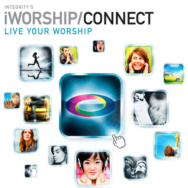 Various Artists iWorship Connect album cover