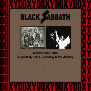 Convention Hall August 5, 1975, Asbury, New Jersey (Doxy Collection, Remastered, Live) Albumcover