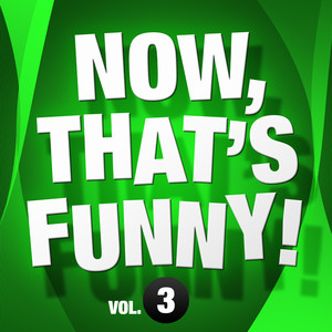 Now, That's Funny! Vol.3 Albumcover