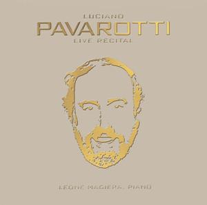 Pavarotti Anniversary album