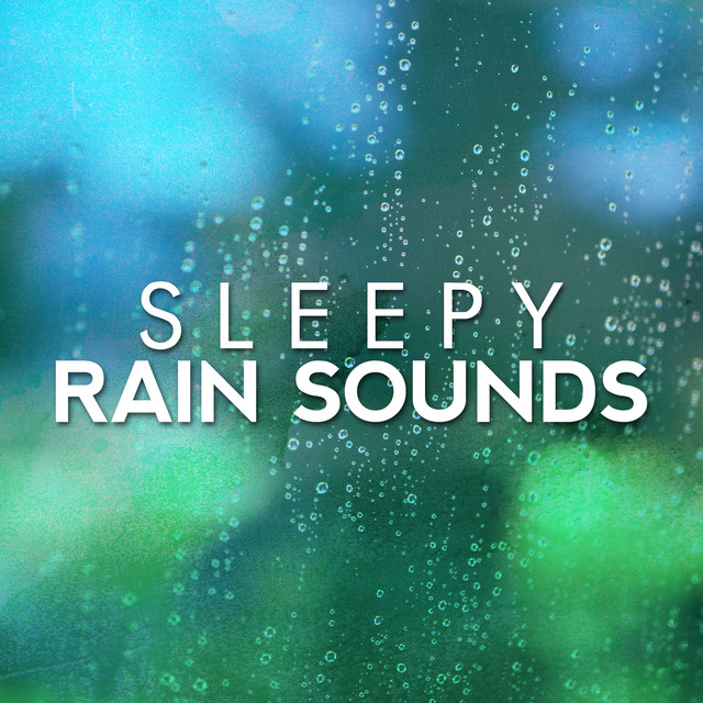 Sleepy Rain Sounds Albumcover