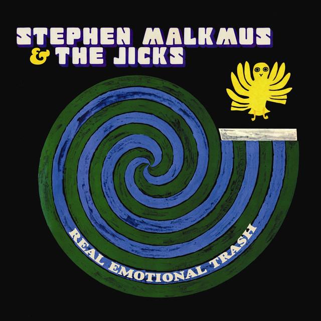 Album cover for Real Emotional Trash by Stephen Malkmus & The Jicks