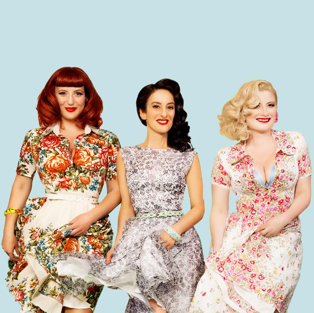 Image The Puppini Sisters