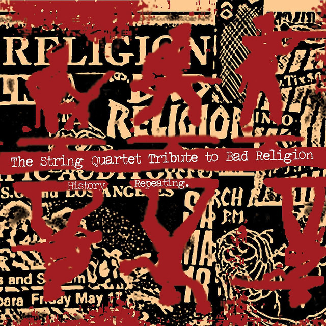 The String Quartet Tribute To Bad Religion By Vitamin