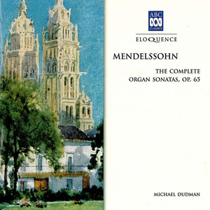 The Complete Organ Sonatas album