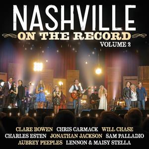 Nashville: On The Record Volume 2 (Live) Albumcover