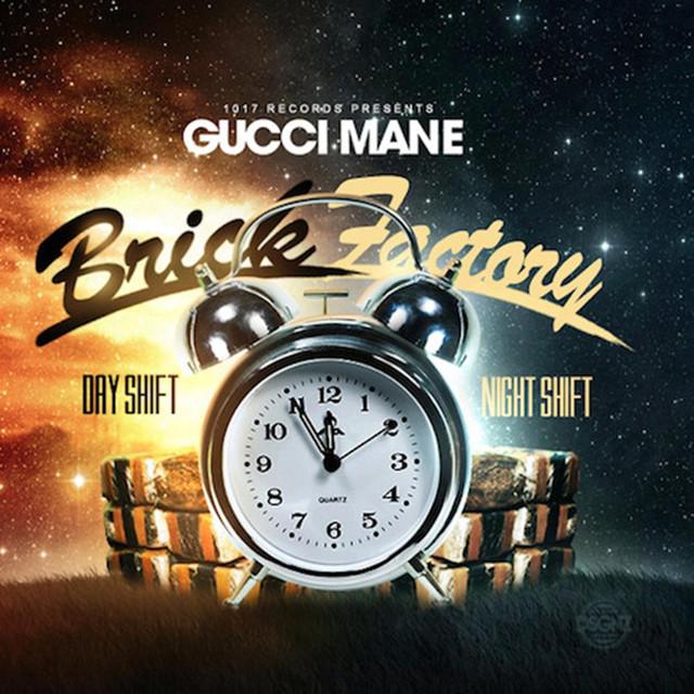 Brick Factory 2 Albumcover