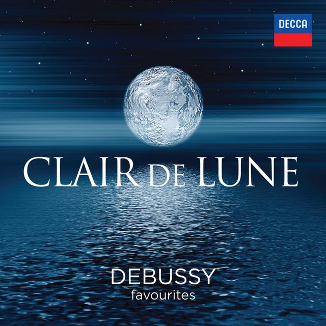 Clair de Lune - Debussy Favourites Albumcover