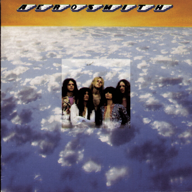 Aerosmith Aerosmith album cover