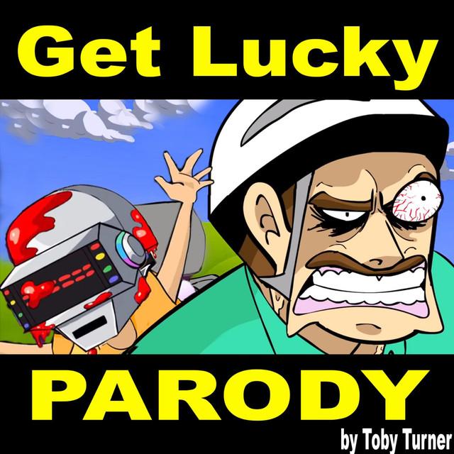 """Get Bloody,"" Daft Punk Get Lucky Happy Wheels Parody"