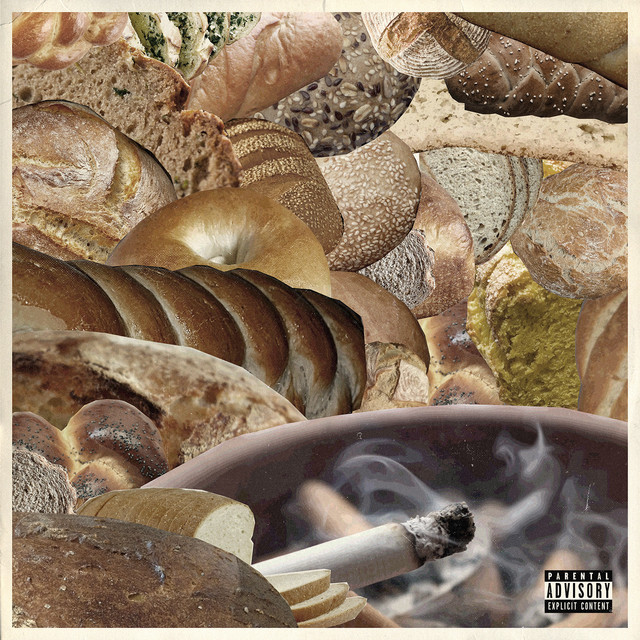 Album cover for Bread by The Alchemist