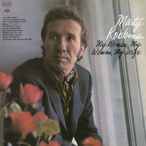 Marty Robbins Can't Help Falling in Love cover