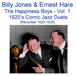 The Happiness Boys, Vol.1 (Comic Jazz Duets) [Recorded 1925-1926] album