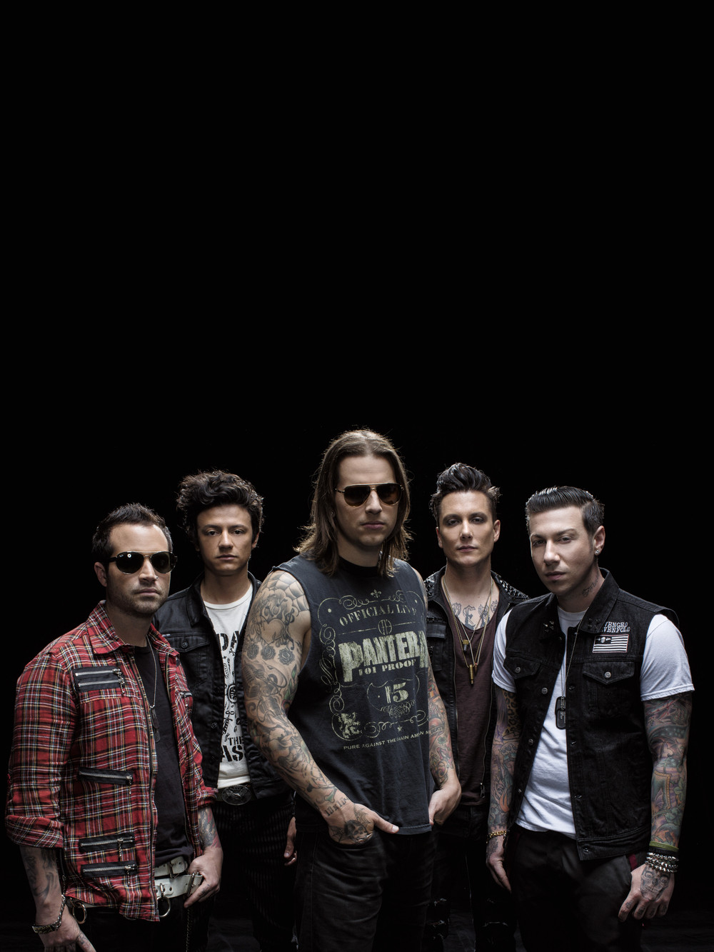 Avenged Sevenfold tickets and 2018 tour dates