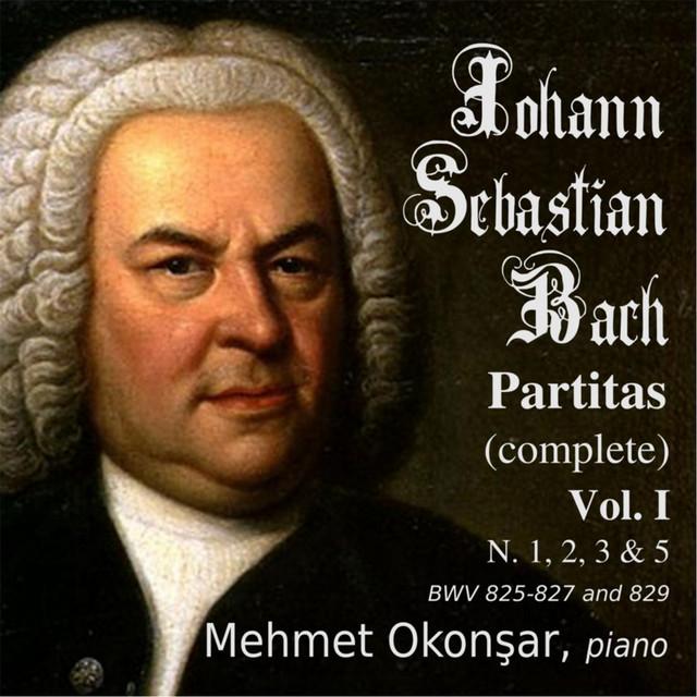 J.S. Bach Complete Partitas, Vol. 1 (1,2,3,5) BWV 825-827,829