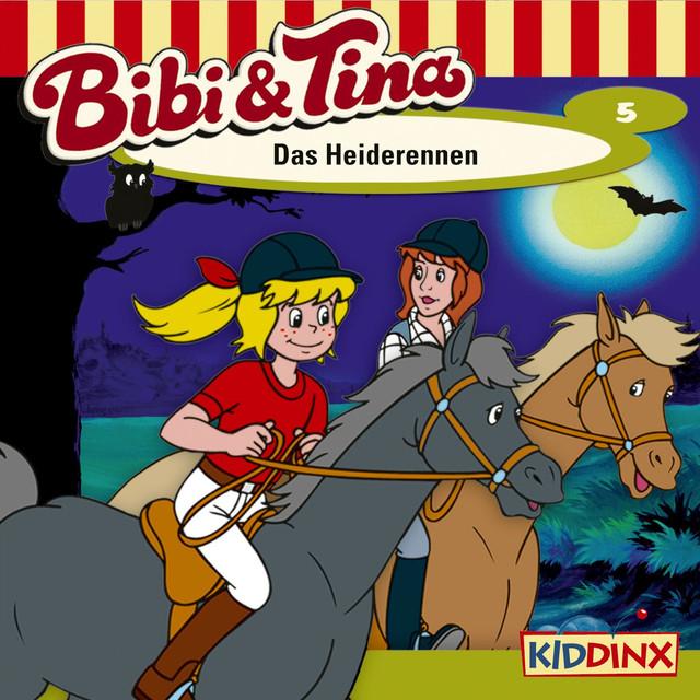 Folge 5: Das Heiderennen Cover