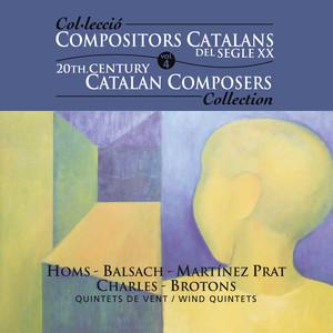 Compositors Catalans del Segle XX, Vol. 4 Albumcover