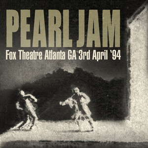 Live - Fox Theatre, Atlanta, GA 3rd Apr '94 (Remastered) [Live FM Radio Broadcast Concert In Superb Fidelity] Albumcover