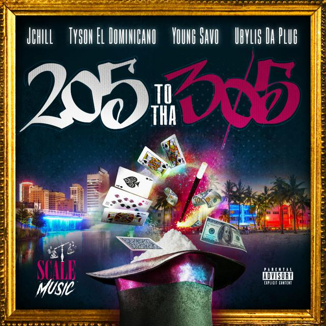 205 to the 305