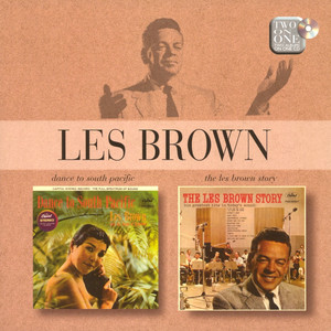 Dance To South Pacific/Les Brown Story album